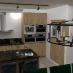 Nieuwe keuken op maat, Haelen